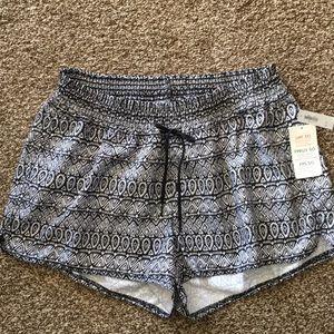 Women's sun or swim shorts size XL NWT